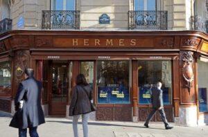 Boutique Hèrmes Paris