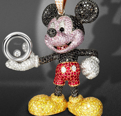 Happy Mickey Necklace Chopard Joaillerie