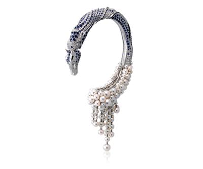 Chevaux de Neptune bracelet Van Cleef & Arpels joaillerie