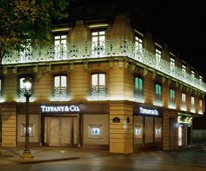 Nouvelle boutique Tiffany Co